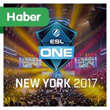 ESL ONE NEW YORK 2017 GALİBİ FaZe CLAN OLDU