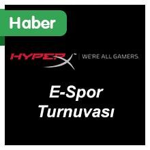 HYPERX FIFA E SPOR TURNUVASI DÜZENLİYOR
