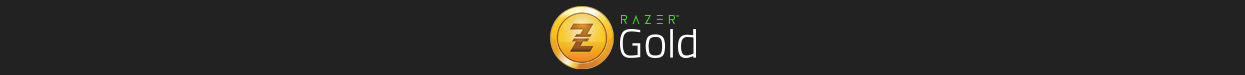 Razer Gold Global Pin