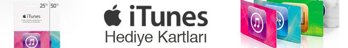 iTunes Hediye Kartları